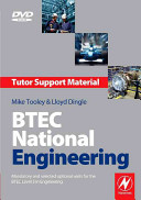 BTEC National Engineering Tutor Support Material PDF