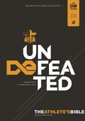 The Athlete's Bible: Undefeated