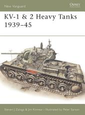 KV-1 & 2 Heavy Tanks 1939–45