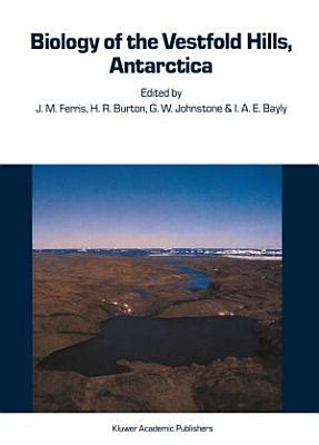 Biology of the Vestfold Hills  Antarctica