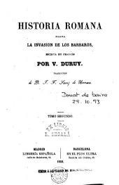 Historia romana hasta la invasión de los bárbaros, 2