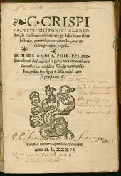 De Catilinae coniuratione