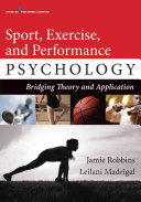 Sport Exercise And Performance Psychology Book PDF