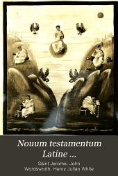 Nouum Testamentum latine