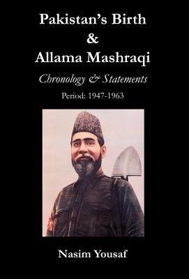 Pakistan s Birth   Allama Mashraqi PDF