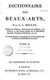 Dictionnaire des beaux-arts