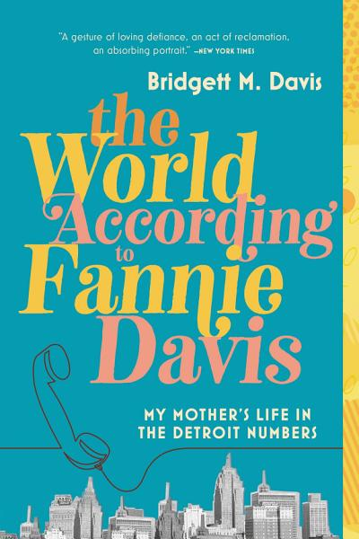 Download The World According to Fannie Davis Book