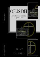 Opus Dei   iglesia dentro de la Iglesia PDF