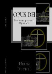 """Opus Dei - iglesia dentro de la Iglesia: Colegio Romano de Santa María """"Cómo la Iglesia Católica determina quién se convierte en santo, quién no, y por qué"""""""