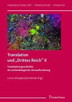 Translation und    Drittes Reich    II PDF