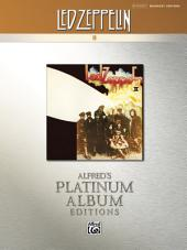Led Zeppelin - II Platinum Album Edition: Drum Set Transcriptions