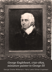 George Engleheart, 1750-1829: Miniature Painter to George III