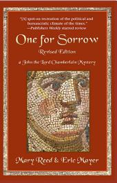 One for Sorrow: A John, the Lord Chamberlain Mystery