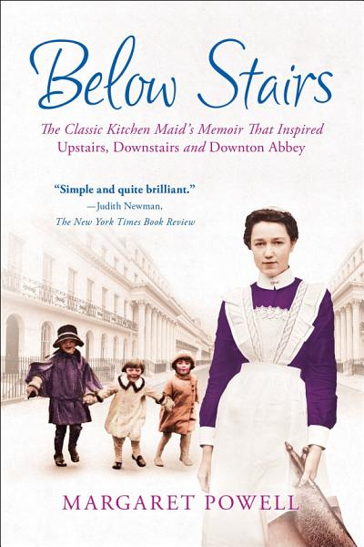 Download Below Stairs Book