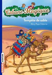 La Cabane Magique, Tome 29: Tempête de sable