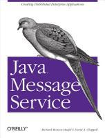 Java Message Service PDF