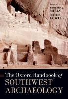The Oxford Handbook of Southwest Archaeology PDF