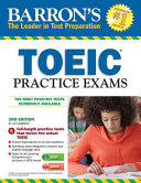 Barron s TOEIC Practice Exams with MP3 CD PDF