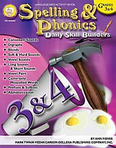 Spelling   Phonics  Grades 3   4 PDF