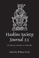 The Haskins Society Journal 22 PDF