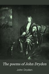 The Poems of John Dryden