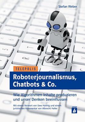Roboterjournalismus  Chatbots   Co  PDF