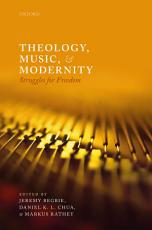 Theology  Music  and Modernity PDF