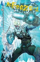 Batman: The Dark Knight feat Mr. Freeze (2013-) #23.2