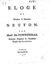 Éloge de Monsieur le Chevalier Neuton