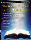 The Reading Teacher s Book of Lists 5E with the Blue Book of Grammar and Punctuation Set PDF