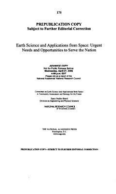 NASA Earth Science PDF