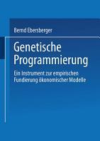 Genetische Programmierung PDF