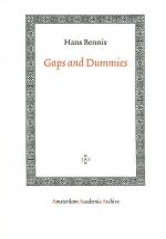 Gaps and Dummies
