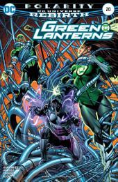 Green Lanterns (2016-) #20