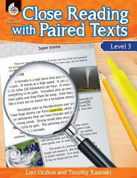 Close Reading with Paired Texts Level 3 PDF