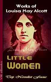Little Women: Top Novelist Focus