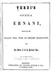 Verdi's Opera Ernani