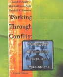 Working Through Conflict Book PDF