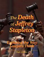 The Death of Jeffrey Stapleton PDF