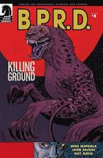 B.P.R.D.: Killing Ground #5