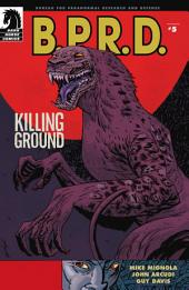 B.P.R.D.: Killing Ground #5