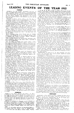 The Christian Advocate PDF