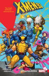 X-Men '92 Vol. 2: Lilapalooza