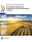 Innovation  Agricultural Productivity and Sustainability in China PDF