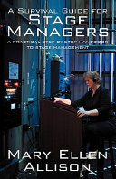 A Survival Guide for Stage Managers PDF