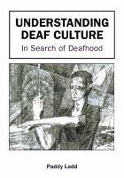 Understanding Deaf Culture PDF