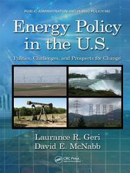 Energy Policy in the U S  PDF