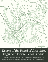 Report of the Board of consulting engineers for the Panama canal