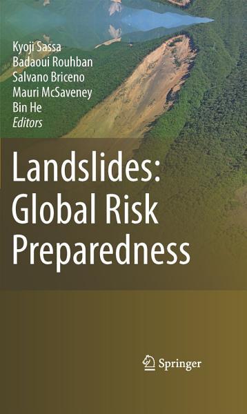 Download Landslides  Global Risk Preparedness Book