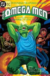 The Omega Men (1983-) #37